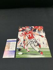 JOEY BOSA OHIO STATE BUCKEYES SIGNED 8X10 PHOTO W/JSA COA SD30293