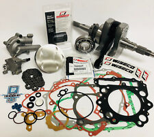 Rhino Grizzly 660 Wiseco Complete Top Bottom End Engine Motor Rebuild Kit Stock