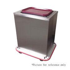 Carter-Hoffmann Etd1418 Mobile Enclosed Tray Rack Dispenser Cart