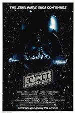 "STAR WARS: EPISODE V - EMPIRE STRIKES BACK - MOVIE POSTER (VADER) (27"" X 40"")"