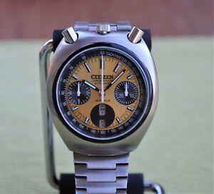 Citizen Chronograph 67-9011 Mechanical Automatic, Column Wheel