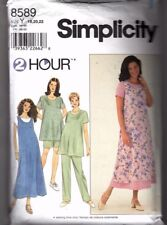 3c625f2ce52 Simplicity Pants Maternity Collectible Women s Sewing Patterns for ...