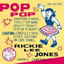 Rickie Lee Jones - Pop Pop [New CD]