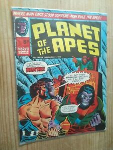 Marvel Comic - Planet Of The Apes - # 7 - 1974