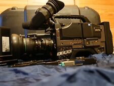 Broadcast Camcorder-Kit JVC KY-19 mit Mini DV Andockrecorder BR-DV10E, Canonobj.