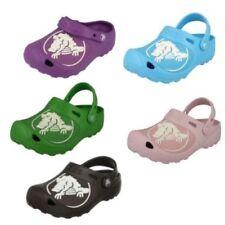 Scarpe Crocs in gomma per bambine dai 2 ai 16 anni