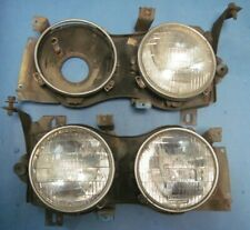 use pair of 1963 Ford headlight assemblies right side and left side Galaxie 500