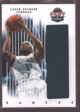 LAZAR HAYWARD 2012-13 PAST & PRESENT GAMERS GAME USED JUMBO PATCH JERSEY RC $12