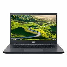 NEW Acer Chromebook 14 Intel Celeron 3855u 4G RAM 16G SSD Black Wifi Bluetooth