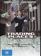 Trading Places DVD Eddie Murphy Dan Aykroyd Region 4