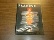 Playboy magazine - 1960 April Complete vintage