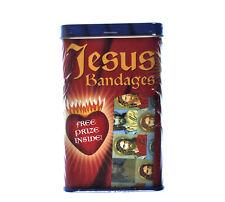 Jesús-primera ayuda en una lata-yesos/Band Aids