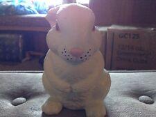 Bunny rabbit figurine.