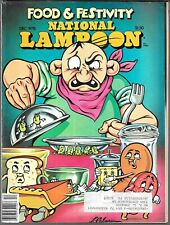 NATIONAL LAMPOON THE HUMOR MAGAZINE DECEMBER 1978 (GD/VG)