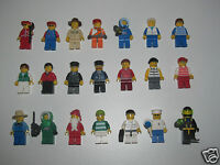 Lego ® Minifigure Figurine Personnage City Anciennes Séries b Choose Minifig