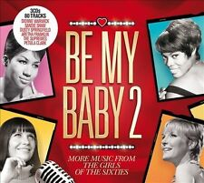Be My Baby Vol 2 triple-CD 80 trax Lulu Dusty Springfield Ronettes Shangri-Las