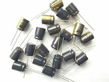 1000uf 6.3v 105c LOW ESR Size 10mmx12.5mm  Panasonic EEUFC0J102 x20pcs