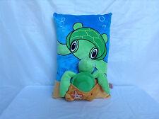 Boys & Girls Sea Turtle Pocket Pillow Pals 2014 - Fiestatoy