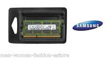 Samsung 4GB (1x4GB)DDR3 1333 PC3-10600 SODIMM Laptop RAM Memory M471B5273DH0-CH9