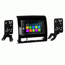 DVD GPS Navigation Multimedia Radio and Dash Kit for Toyota Tacoma 12 - 15