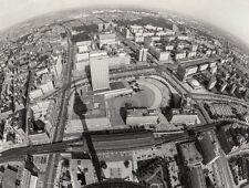 Foto/repro circa 21x16cm Berlino dall'Alto ombre Torre (agf1001)
