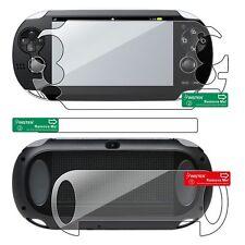 Claro Full Cuerpo Delantero&Trasero Pantalla Protector Para  PS Vita PCH-1000