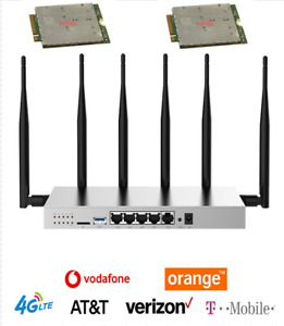 WG3526 Cat12 600Mbps LTE Router with EM7565 Suit For All Countries Bands|WG3526
