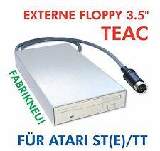 """Externes Floppy Laufwerk 3.5"""" für ATARI ST/STE/TT 720K/1.44MB mit Netzteil *NEU*"""
