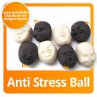 Cao Maru Anti Stress Ball Quetschball Quetschgesicht Antistress Stressbälle