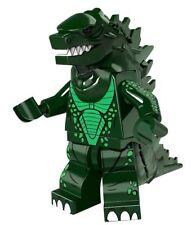 Alien Vs Godzilla Predator Building Blocks Monster Figurine Super Hero Dinosaur