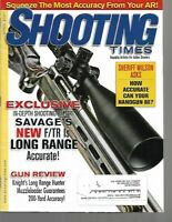 SHOOTING TIMES Magazine April 2007 Savage's New F/TR is Long Range Accurate