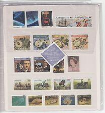 """1986 AUSTRALIA """"THE COMPLETE COLLECTION OF 1986 AUSTRALIAN STAMPS"""" FULLSET MNH"""