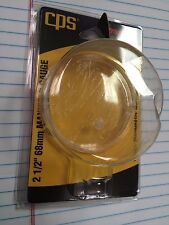 """CPS Replacement Gauge LENS 2-1/2"""", 68mm w/Calibration hole"""