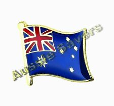 AUSTRALIAN (AUSTRALIA) FLAG HAT PIN / BADGE/ BROOCH - BRAND NEW
