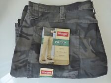 Wrangler Legacy Cargo Twill Pant Relaxed Fit Mens - Size Regular Big Tall