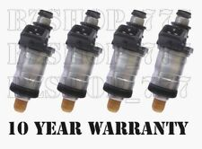 4x Genuine OEM Fuel Injectors for Honda Civic Del Sol 1.5L 1.6L D15B D16Z6