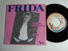 """FRIDA : I know there's someting going on (Russ Ballard) 7"""" 45T VOGUE 101616 abba"""