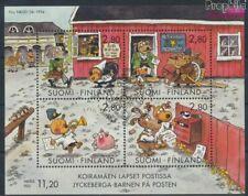 Finland Blok 14 (compleet Kwestie) gestempeld 1994 Comics (9348221