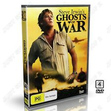 Ghosts Of War : Steve Irwin's : New Military War Documentary DVD