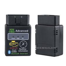 Bluetooth Android Torque Auto Diagnostic Scan Tool Car Scanner OBD2 ELM327 V2.1