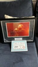 More details for hand signed photo - ali campbell