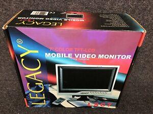 "LEGACY LSC7 7"" TFT-LCD MOBILE VIDEO MONITOR PIX:1048(H)x234(V) ACTIVE MATRIX"