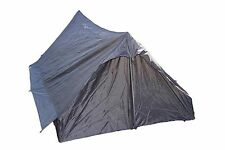 new French Army Issue Military Surplus Camping 2 Man Pup Tent Shelter