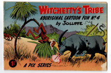 WITCHETTY'S TRIBE No 4  VG/   FINE CONDITION 1950s