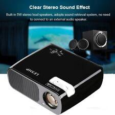 7000lumen WiFi 4K 3D Full HD 1080P LED Projector Home Theater Bluetooth USB/HDMI