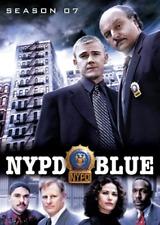 NYPD Blue Season 7 Series Seven Seventh Region 1 DVD