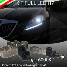 KIT LAMPADE ANABBAGLIANTI LED LANCIA DELTA LAMPADE LED H7 6000K NO ERROR
