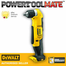 Dewalt DCD740N 18v XR li-ion right angle drill driver naked DCD740 - body only