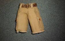 Bratz Boyz Clothes Koby's Original Sun Kissed Summer Beige Shorts