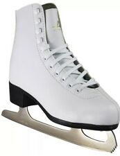 American Women's Tricot-Lined Ice Skates Size 8